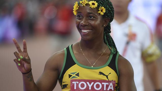 Rivale Schippers draagt vlag Jamaica bij opening