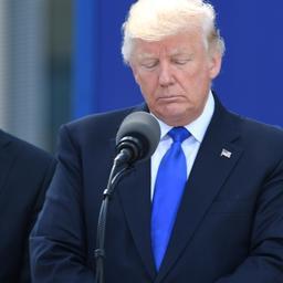 Trump roept NAVO-landen op meer geld uit te geven aan defensie