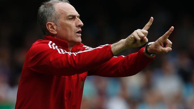 Swansea City en Aston Villa ontslaan trainers