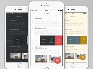 Met stijlvolle schrijf-app Bear