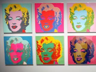 Expositie laat verscheidenheid aan popart-kunstwerken zien