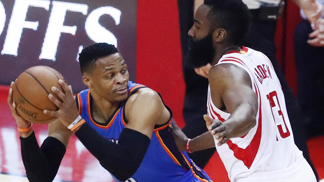 Samenvatting Houston Rockets-Oklahoma City Thunder