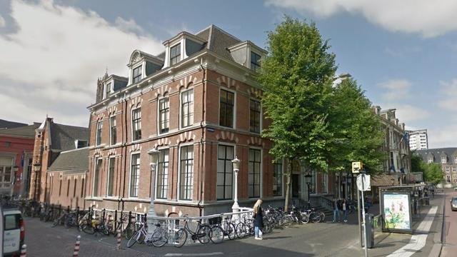 Universiteitsgebouw Janskerkhof per direct dicht vanwege asbest