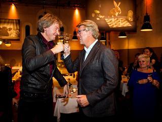 Winst pop up-restaurant wordt gedoneerd aan Antoni van Leeuwenhoek Foundation