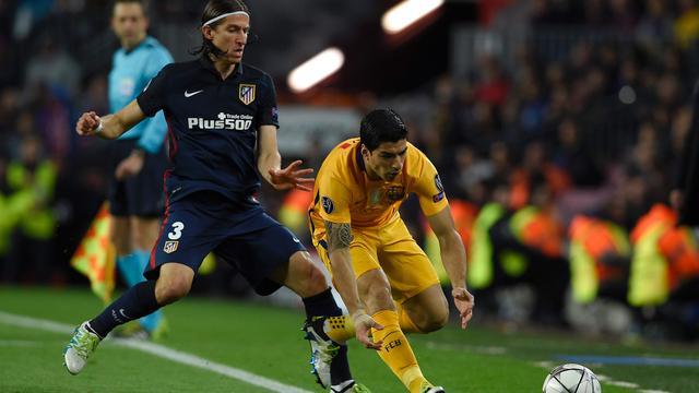 Filipe Luis stelt dat Barcelona wordt beschermd door UEFA