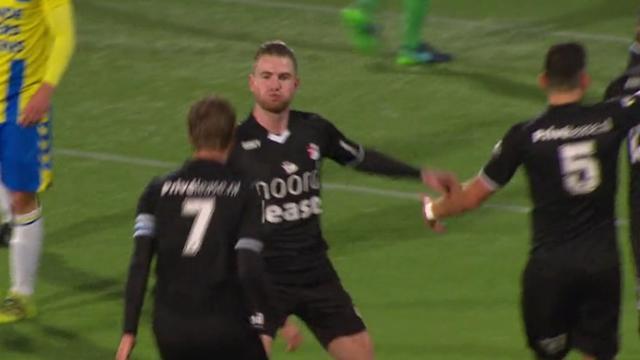 Samenvatting: RKC Waalwijk-FC Emmen (1-1)