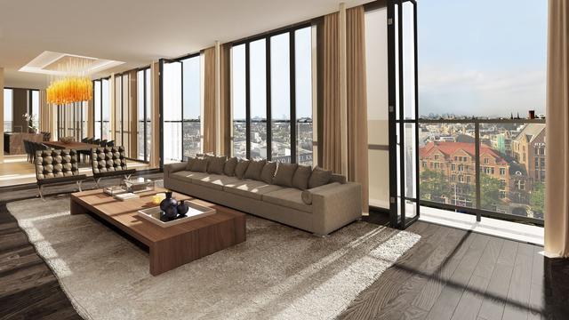 'Justin Bieber koopt penthouse van 24,5 miljoen in Amsterdam'