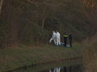 De man werd donderdag levenloos gevonden bij het Zegerpad