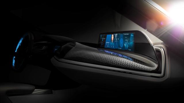 Nieuwe techniek BMW herkent handgebaren voor autoscherm