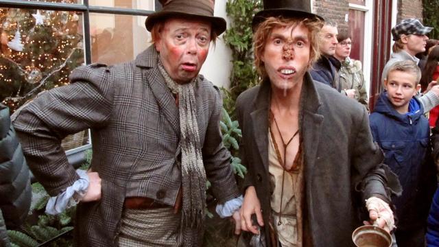 Dickens Festijn in Deventer trekt 125.000 bezoekers