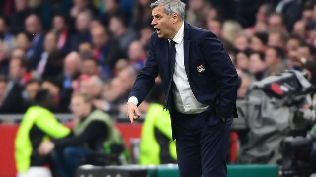 Trainer Genesio denkt dat finaleplaats nog steeds mogelijk is voor Lyon
