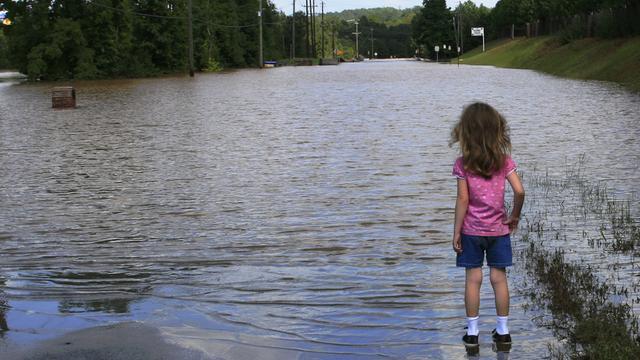 Aanpak wateroverlast Yerseke 'ingewikkeld'