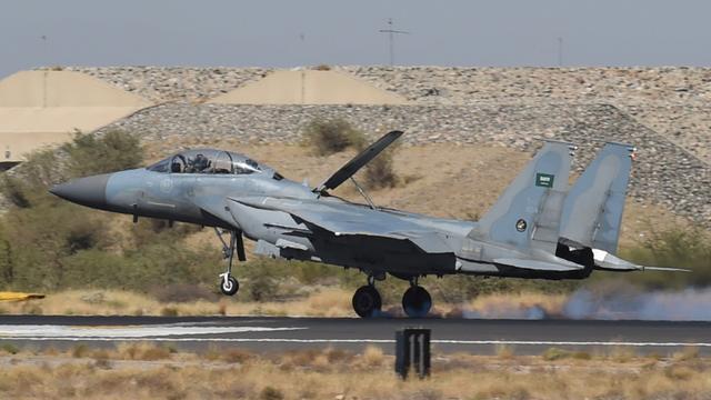 Saudische straaljagers naar Turkije voor aanvallen in Syrië