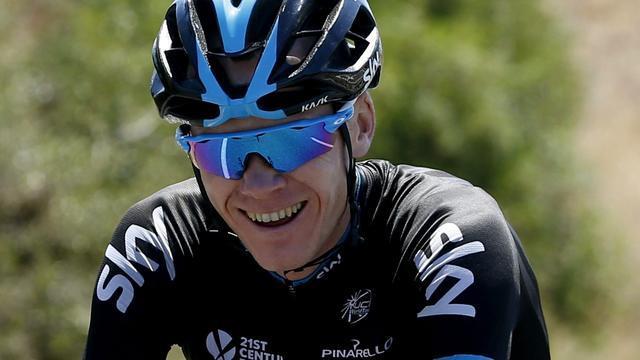Team Sky met Froome en Poels in Luik-Bastenaken-Luik