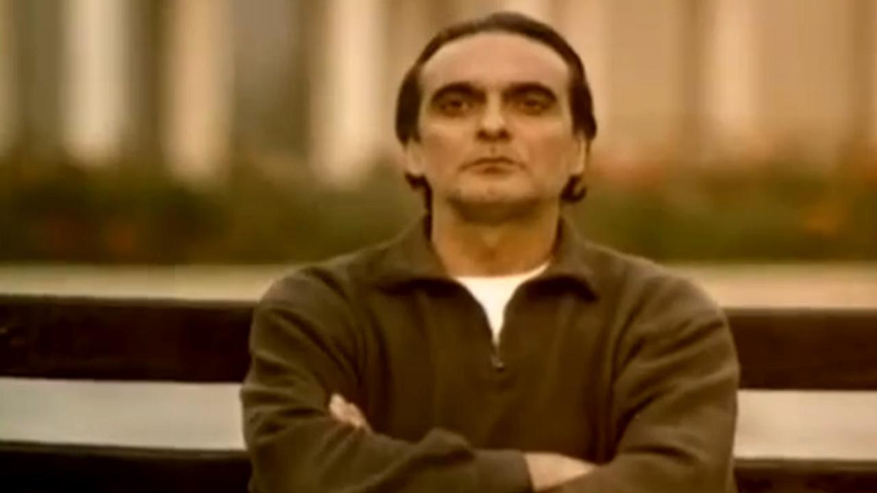 Gouden Palm-winnende film De Smaak van Kersen (1997) van Kiarostami