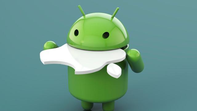 Android op 86 procent smartphones in tweede kwartaal