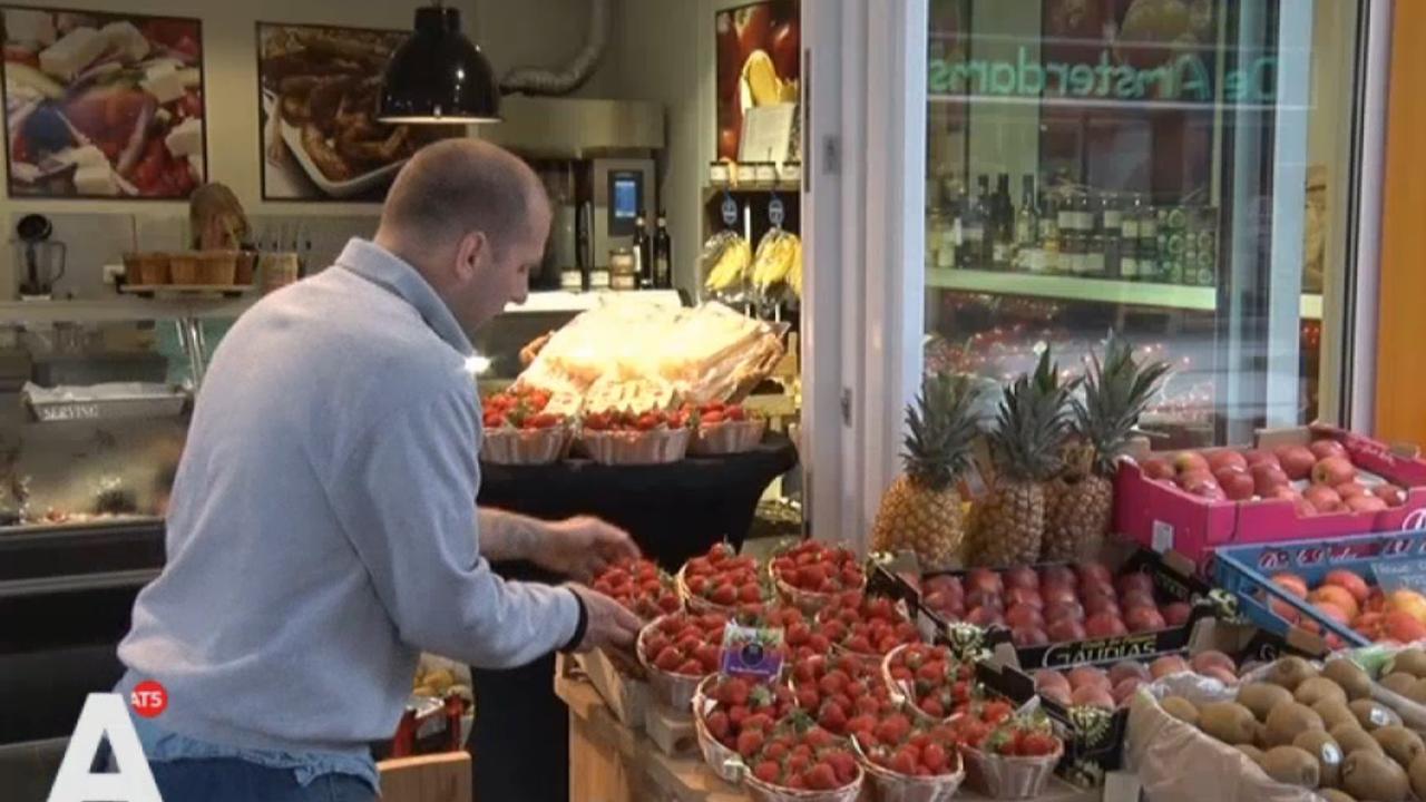 Bedelaars actief in Buitenveldert