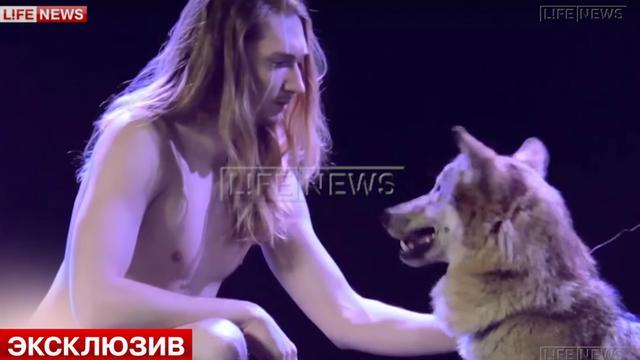 Wit-Rusland wil naakte man met wolven naar Eurovisie Songfestival sturen