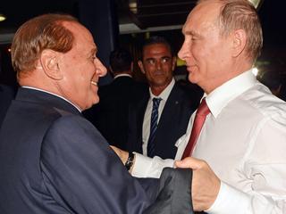 Sancties schaden Italiaanse belangen volgens Berlusconi
