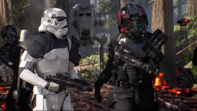 Schietspel Star Wars Battlefront 2 heeft singleplayercampagne