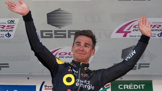 Coquard wint ook tweede etappe in Vierdaagse van Duinkerke