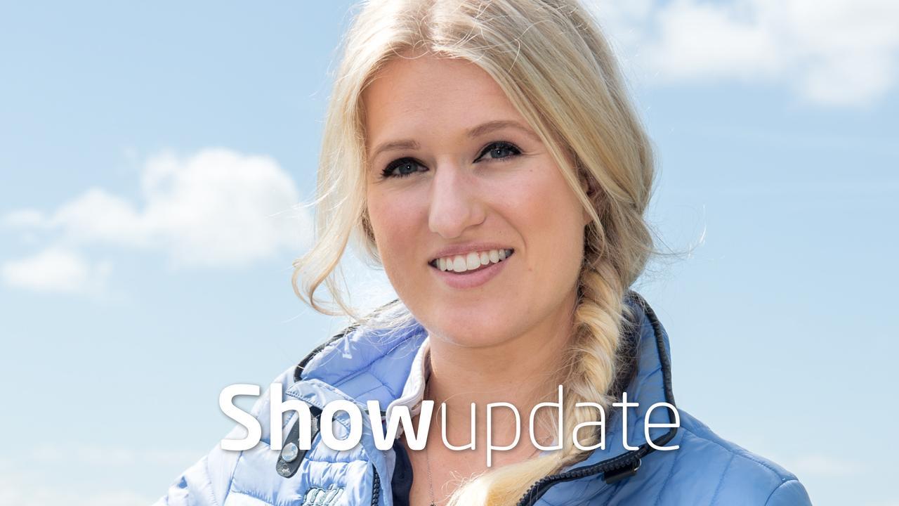 Show Update: Britt Dekker rouwt