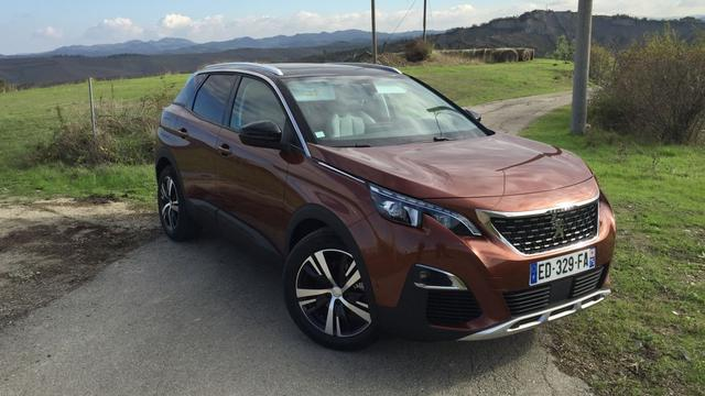 Video: Rij-impressie Peugeot 3008