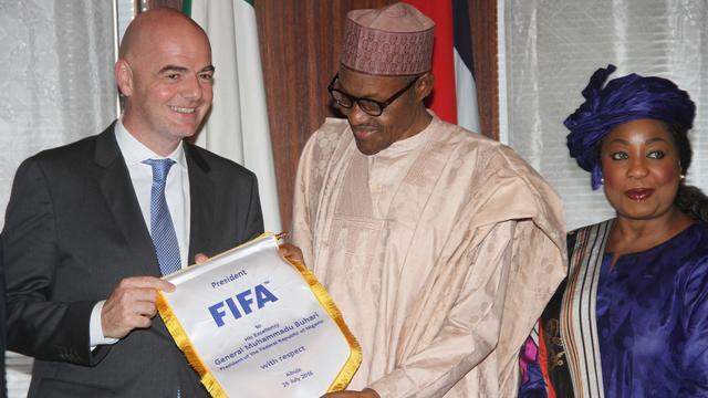 FIFA-baas Infantino wil twee Afrikaanse landen extra op WK vanaf 2026