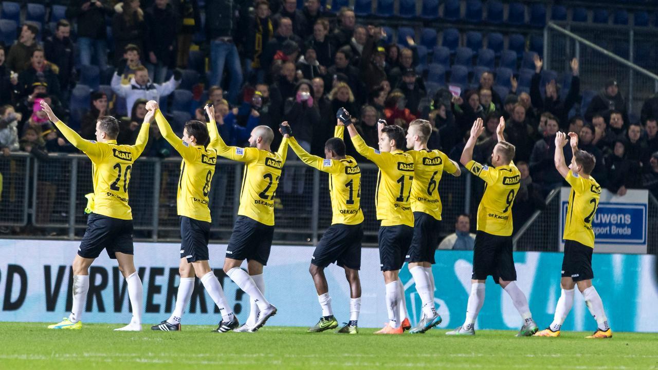 Bekijk de samenvatting van NAC Breda-FC Oss