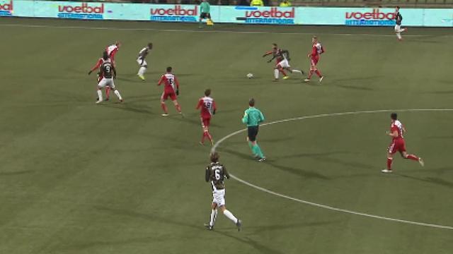 Samenvatting: FC Dordrecht - Jong FC Utrecht (3-0)