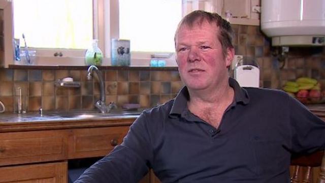 Kaasboer Theo uit Boer Zoekt Vrouw gooit het roer om