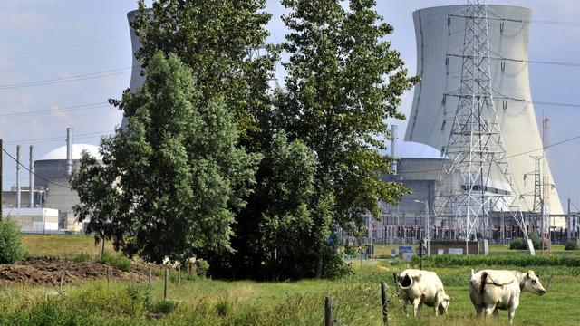 Kernreactor Doel tot donderdagnacht buiten werking