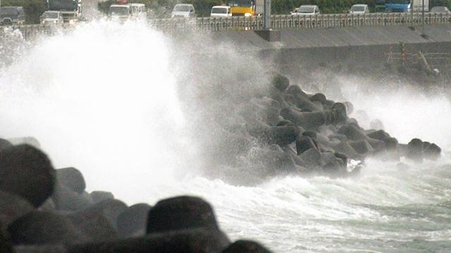 Zeker vijf mensen overleden in Zuid-Korea door orkaan Chaba