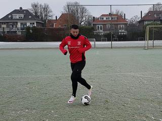 Voetballer genomineerd voor Sportman van het Jaar Leiden
