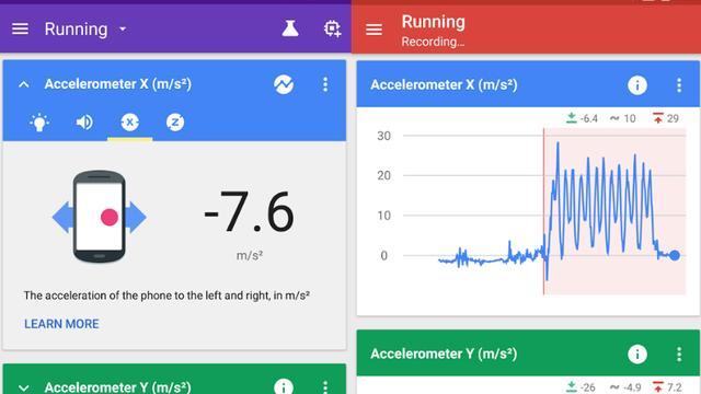 Google lanceert app voor wetenschappelijke experimenten