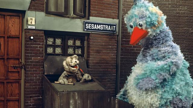 Vertolkers Pino en Tommie willen volwassen Sesamstraat
