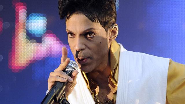Nieuw album Prince met nooit eerder uitgebracht materiaal komt vrijdag uit