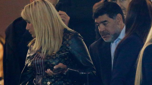 Maradona heeft vertrouwen dat Napoli nederlaag tegen Real rechtzet