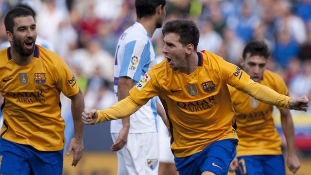 Messi bezorgt Barcelona zege, Stevens pakt punt met Hoffenheim