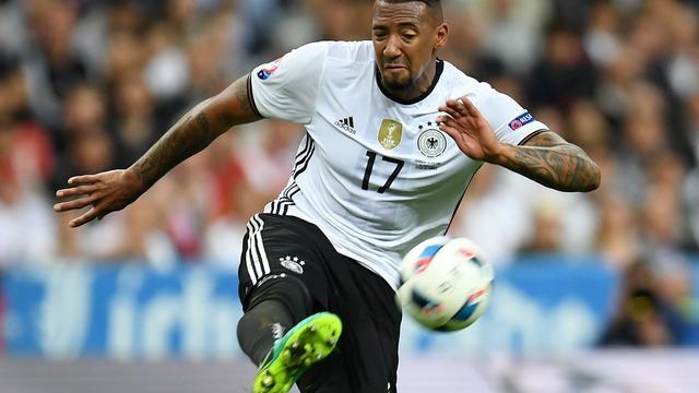 Boateng onzeker voor achtste finale Duitsland tegen Slowakije