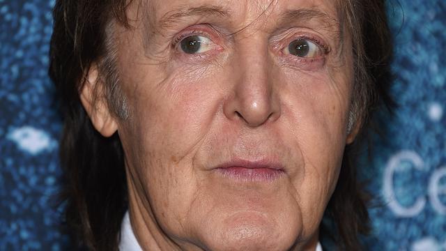 Paul McCartney luistert in vrije tijd veel naar hiphop