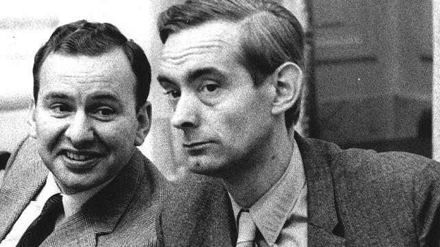 Oud-minister en zakenman Langman overleden