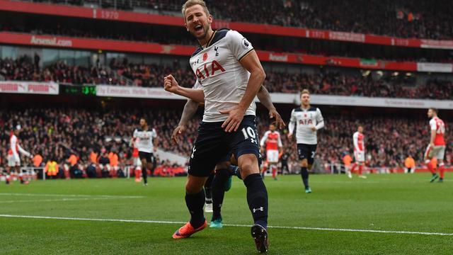 Tottenham Hotspur verlengt contract met Kane tot 2022
