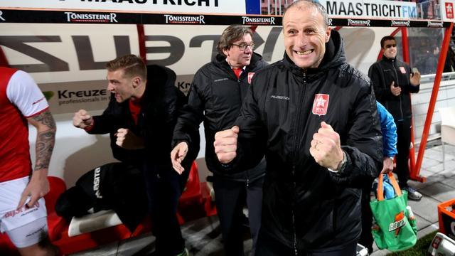 MVV Maastricht pakt laatste ticket voor play-offs