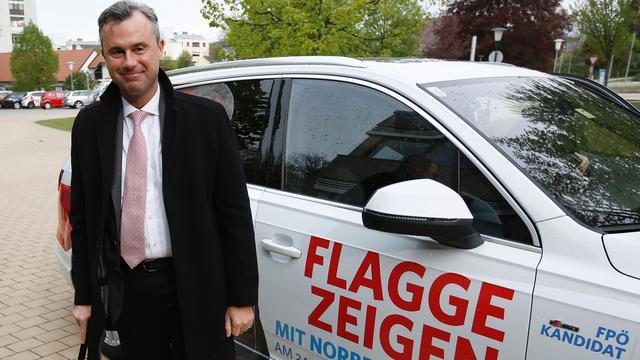 Oostenrijkse FPÖ vecht uitslag verkiezingen aan