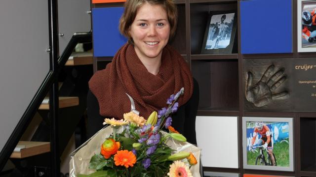 Thalita de Jong krijgt plekje in 'Wall of Fame'