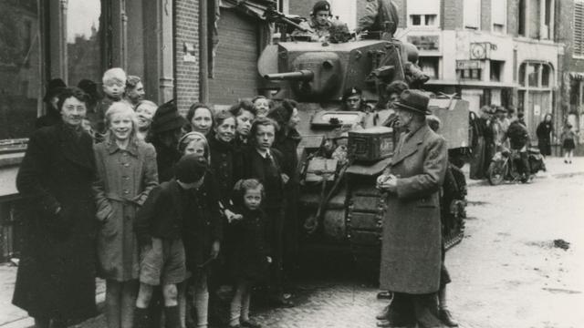 TV-programma Andere Tijden over De Slag om Groningen