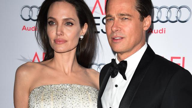 Brad Pitt en Angelina Jolie akkoord met tijdelijke regeling
