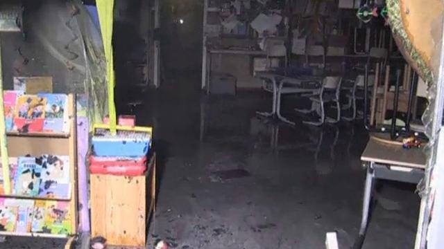 School Noord druk met schoonmaak na brand