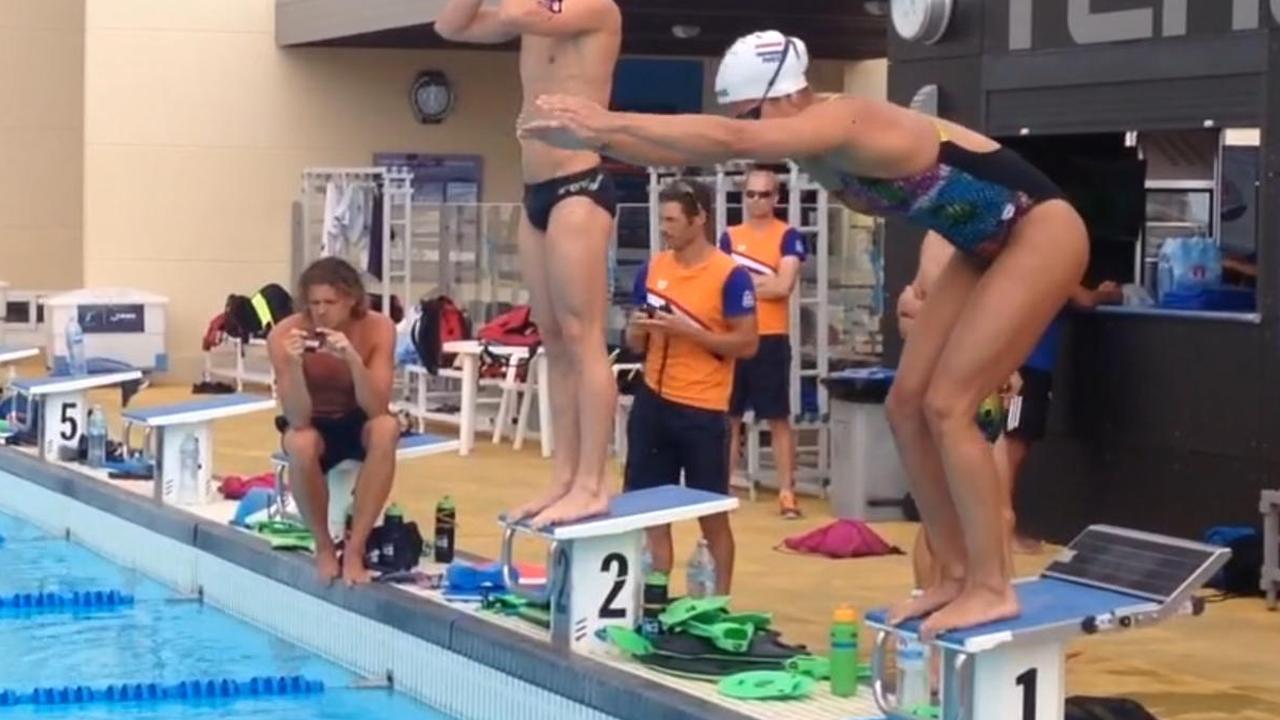 'Kromowidjojo wil beste race ooit zwemmen in Rio'